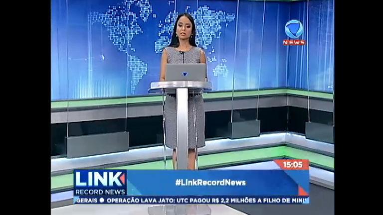 Veja as notícias do dia na segunda edição do Link Record News ...