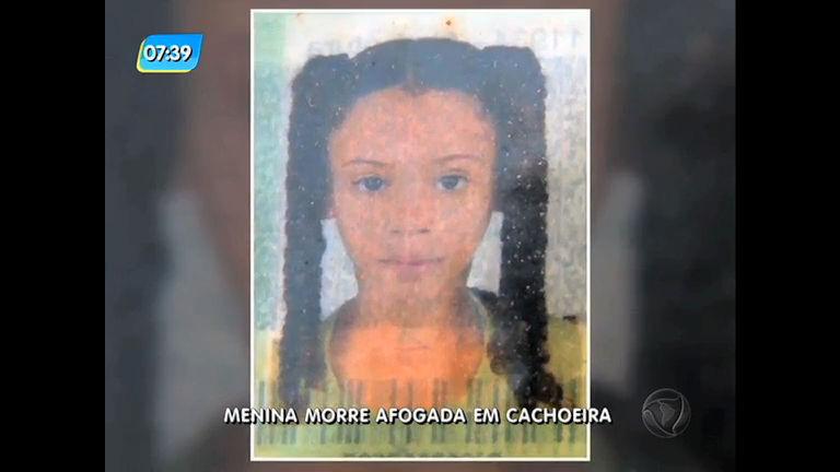 Menina de 11 anos morre afogada em cachoeira de Macaé - Rio de ...