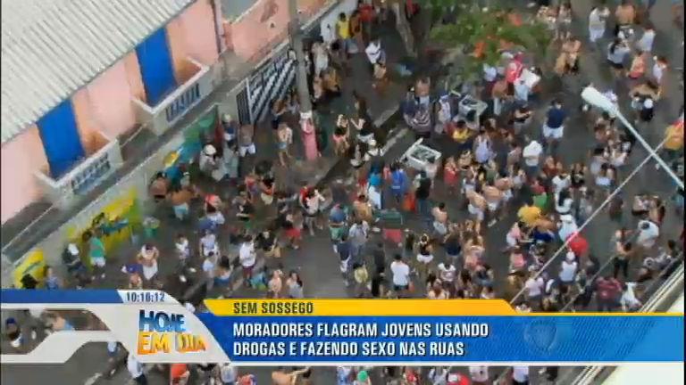 Moradores da Vila Madalena reclamam de sujeira, barulho e drogas ...