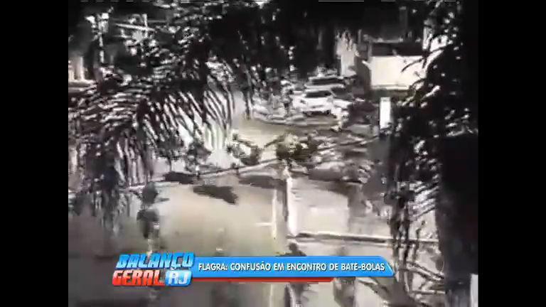 Polícia acredita que briga entre bate-bolas em Nilópolis foi marcada ...