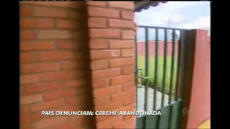 Pais denunciam abandono de creche em Betim - Minas Gerais - R7 ...