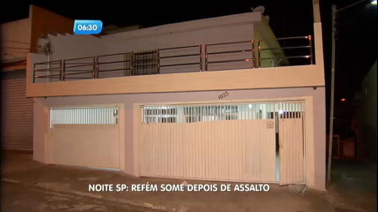 Refém desaparece depois de assalto a casa em São Mateus ...
