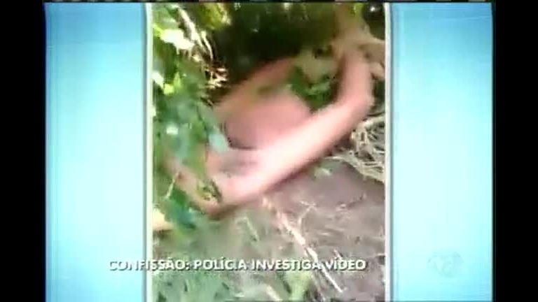 Polícia investiga vídeo com confissão de assassinato - Minas Gerais ...