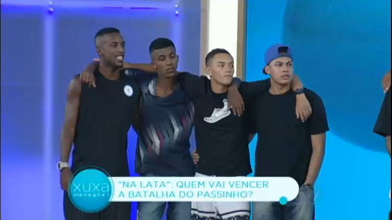 Na Lata: grupos disputam prêmios em batalha de passinhos ...