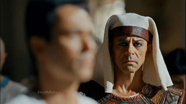 Faraó coloca a administração do Egito nas mãos de José - Rede ...