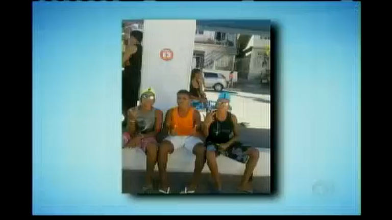 Três irmãos mortos no Suburbio ferroviário - Bahia - R7 Balanço ...