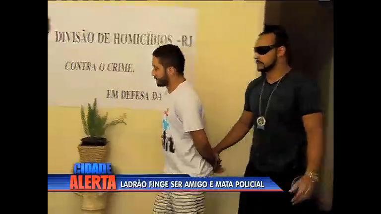 Suspeito de matar policial civil é preso - Rio de Janeiro - R7 Cidade ...