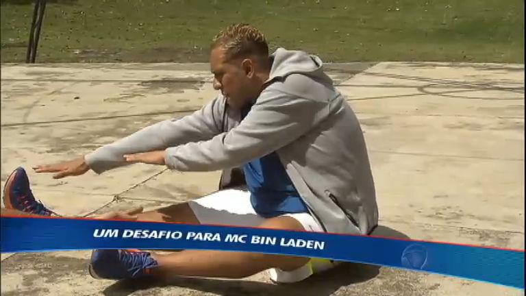 MC Bin Laden encara desafio no Esporte Fantástico - Esportes - R7 ...