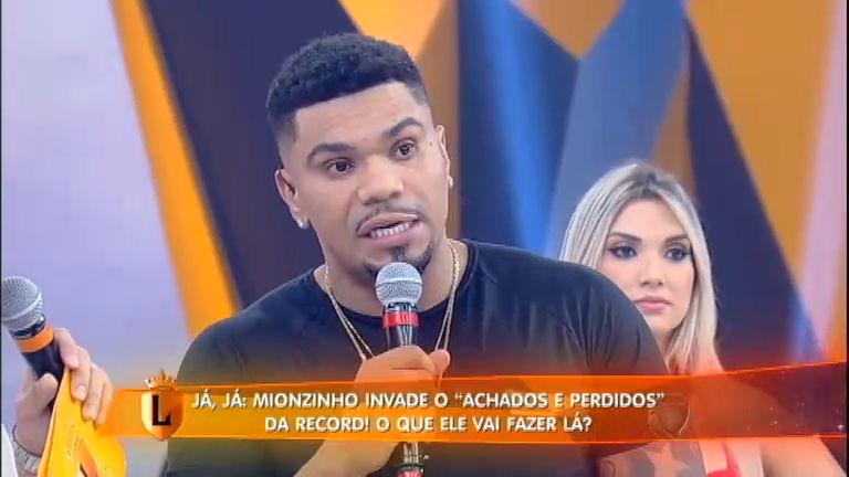 """Naldo fala sobre polêmica em show no interior de MG: """"Eu fui ..."""