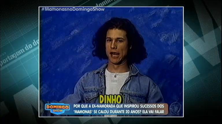 Geraldo Luís conhece histórias inéditas de Dinho, do Mamonas ...