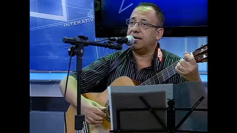 Prosa, Fogão e Viola cantam no Talentos, do Jornal da Record News