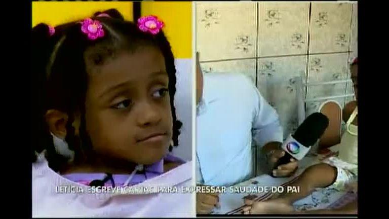 Letícia tem ossos frágeis e precisa de ajuda - Bahia - R7 Balanço ...
