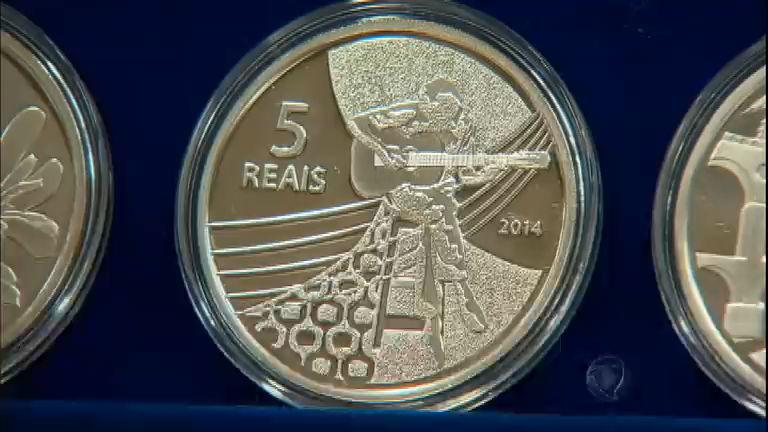 Banco Central lança último lote de moedas comemorativas das ...