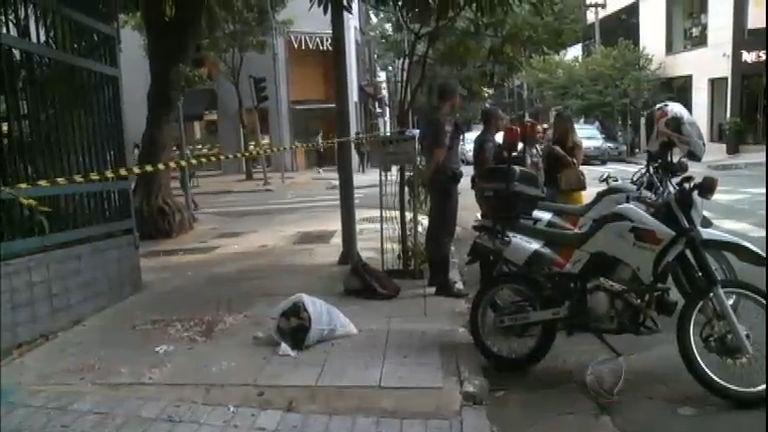 Tentativa de assalto termina com tiroteio em bairro nobre de São ...