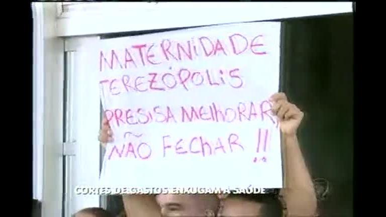 Moradores lamentam fechamento de unidades de saúde - Minas ...