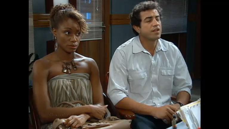 Ricardo e Verônica contam da ameaça de Vilma - Entretenimento ...