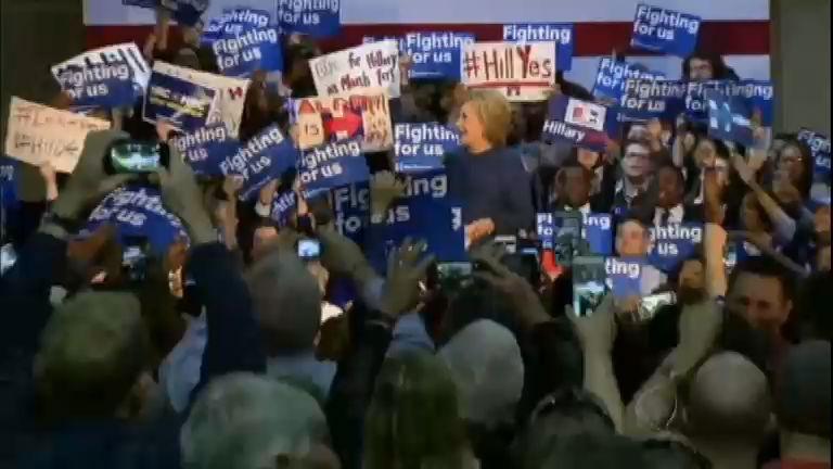 Carolina do Sul (EUA) vai às urnas para eleger candidato democrata