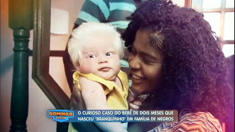 Bebê nasce 'branquinho' e surpreende os pais - Entretenimento ...