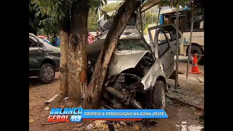 Acidente na Estrada dos Bandeirantes deixa um morto e três feridos ...
