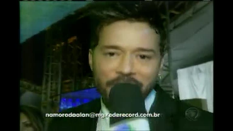 Balanço Geral ajuda cantor Alan a arrumar namorada - Minas ...
