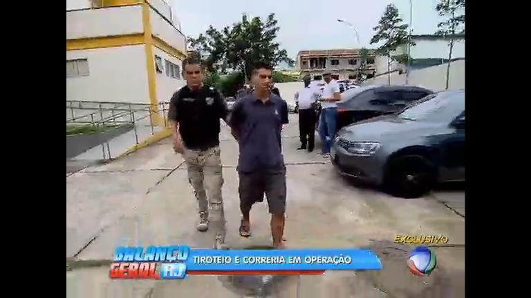 Doze suspeitos de envolvimento com o tráfico são presos na ...