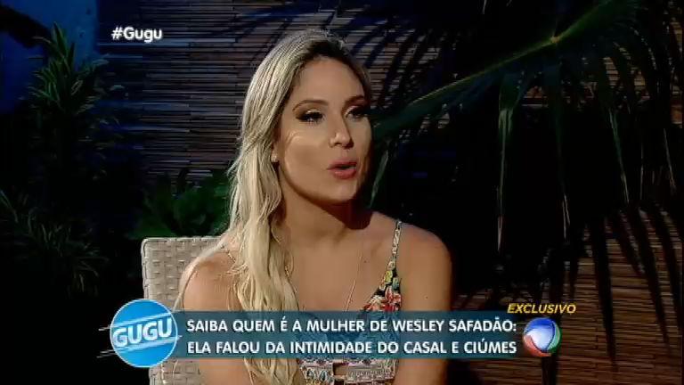 Saiba quem é a mulher de Wesley Safadão - Entretenimento - R7 ...