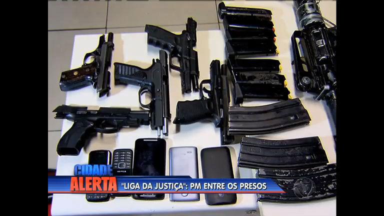 Quatro suspeitos de participação na maior milícia do Rio são presos ...