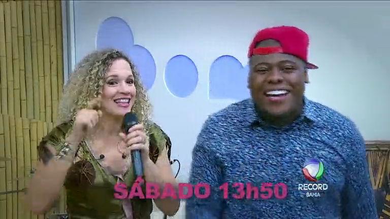 Programa Bom D+ é animado pela banda Filhos de Jorge - Bahia ...