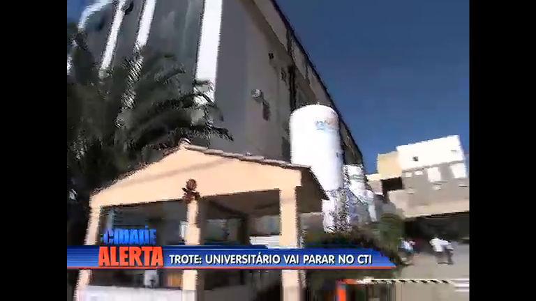Estudante da Rural recebe trote e vai parar no CTI - Rio de Janeiro ...