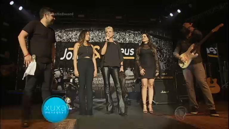 Xuxa invade show de Jorge e Mateus; veja os melhores momentos ...