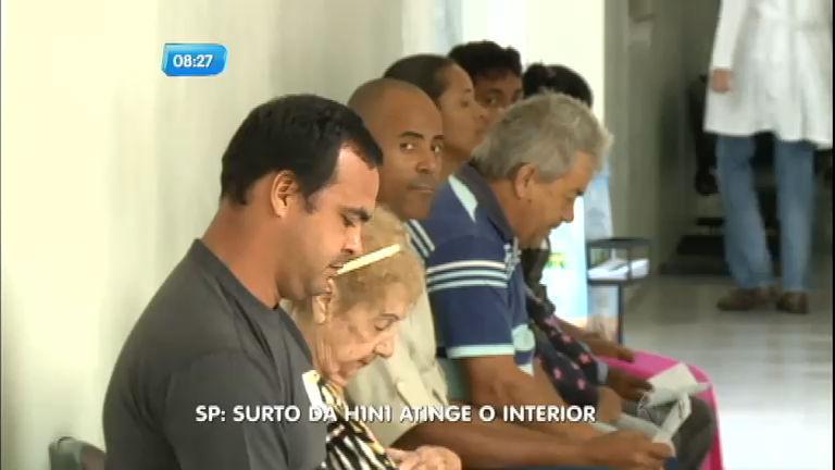 Surto de gripe H1N1 atinge o interior de São Paulo - Notícias - R7 ...