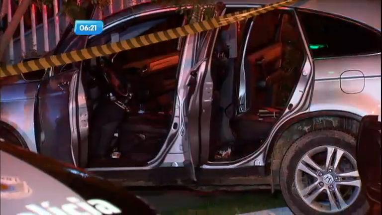Adolescentes roubam o carro e cometem série de assaltos na zona ...