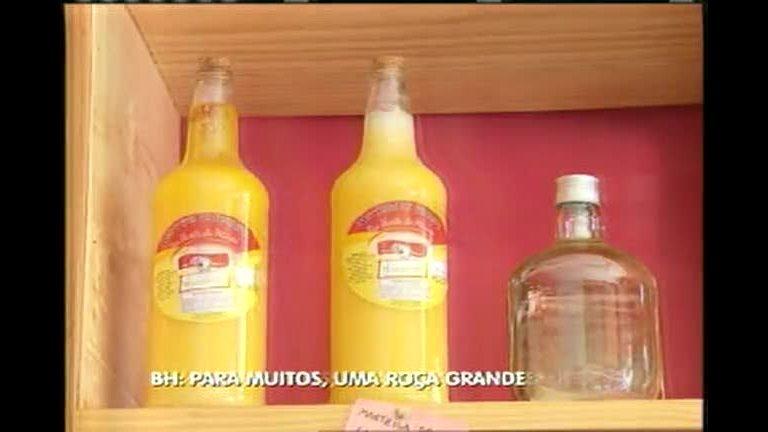 BH: Para muitos, uma roça grande - Minas Gerais - R7 Balanço ...