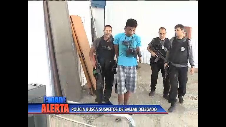 Quatro suspeitos de envolvimento com tráfico são presos em ...