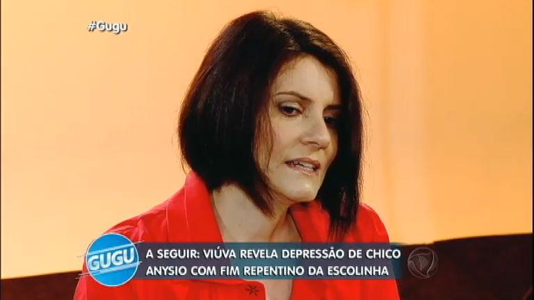 Viúva de Chico Anysio, Malga Di Paula faz revelações sobre o ...