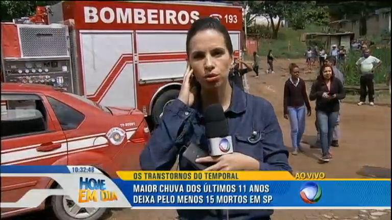 Novo deslizamento de terra assusta moradores de Mairiporã (SP ...