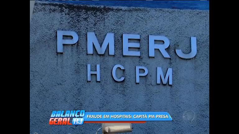 Capitã da PM é presa por suspeita de fraude em hospitais da PM ...