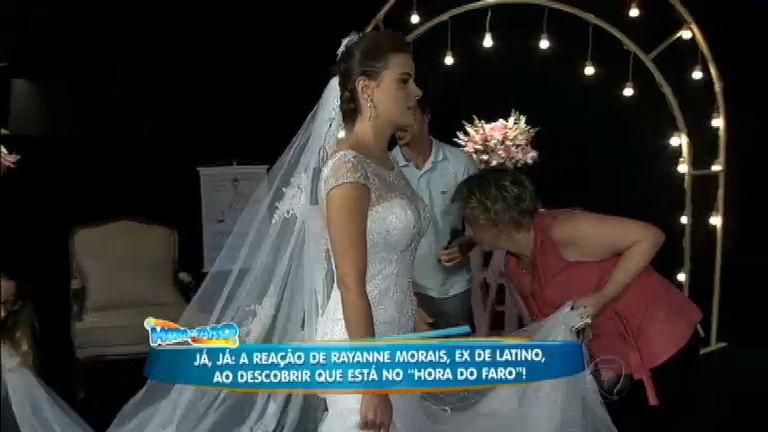Teste de Paciência: Faro apronta para cima de Rayanne Morais em ...