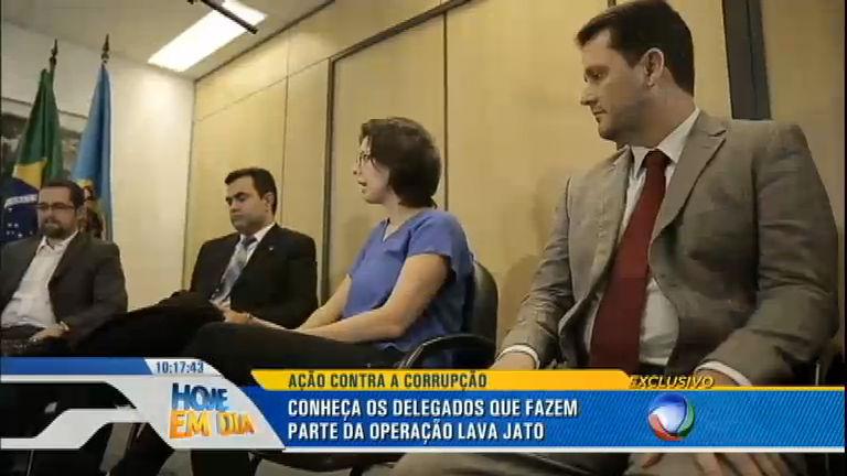Exclusivo: delegados federais da Lava Jato falam à Record ...