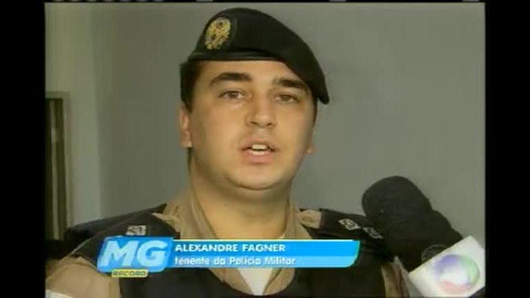 Criminoso é preso em perseguição na BR- 040 - Minas Gerais - R7 ...