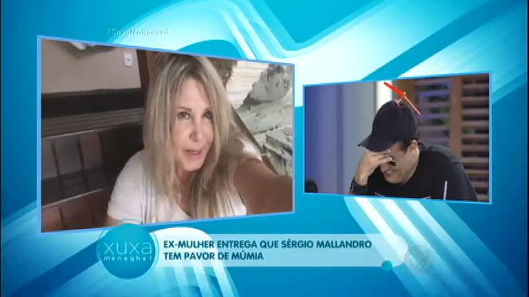 Ex-mulher de Sergio Mallandro revela maior medo do comediante ...
