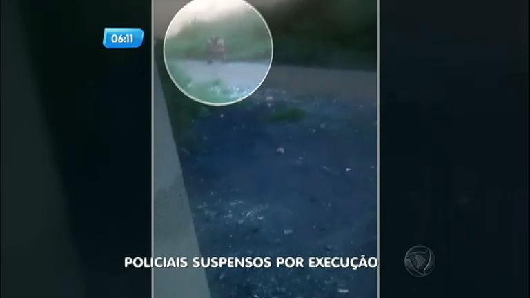 Vídeo mostra PMs executando suspeito em Goiás - Notícias - R7 ...