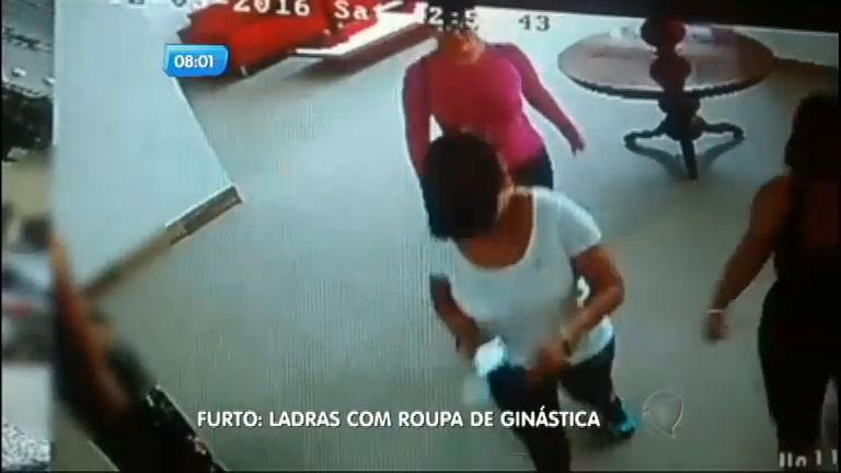 Com roupas de ginástica, mulheres furtam apartamentos de luxo na Baixada Santista
