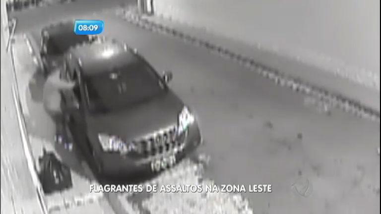 Frequência de roubos na zona leste de São Paulo preocupa moradores da região