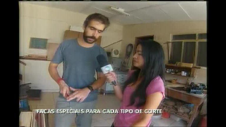 Achamos em Minas: a arte de fabricação de facas - Minas Gerais ...