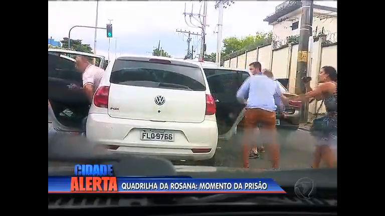 """Polícia prende 4 suspeitos de aplicarem golpe do """"bilhete premiado ..."""