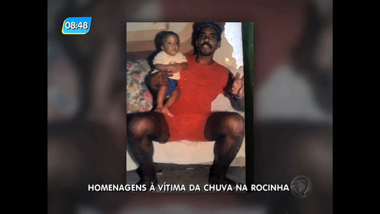 Homem afogado na Rocinha é enterrado nesta terça (15) - Rio de ...