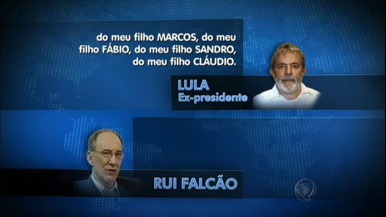 Em novo áudio, Lula diz a Rui Falcão que esperava operação na ...