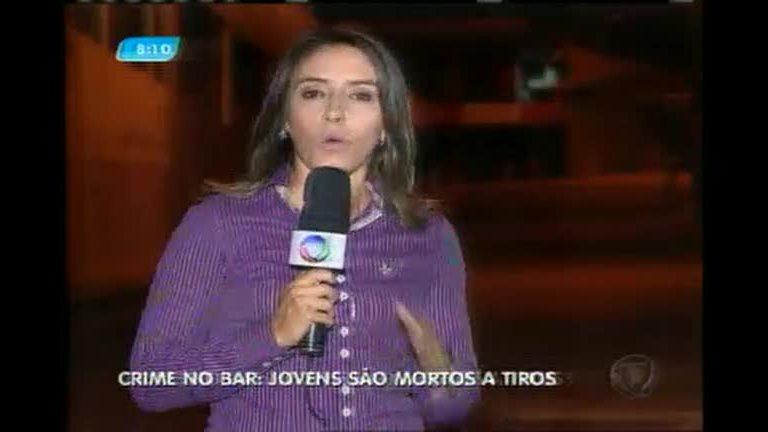 Jovens são mortos a tiros em bar de Contagem (MG) - Minas Gerais ...