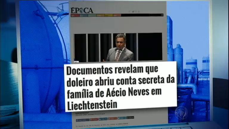 Em delação, Delcídio acusa família de Aécio de ter conta secreta em Liechtenstein